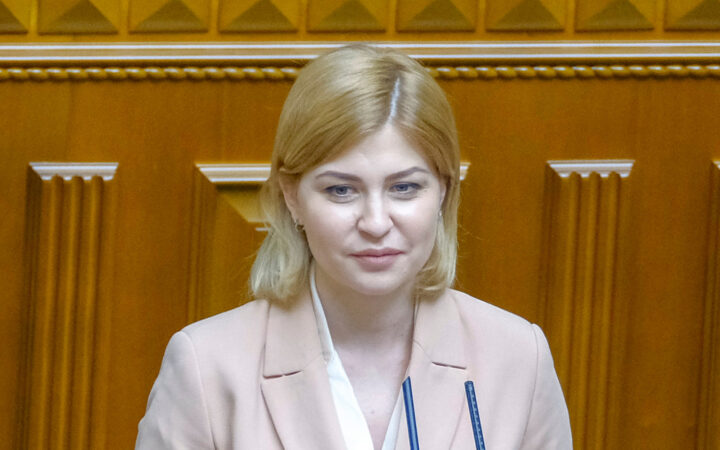 Ольга Стефанишина: Оплата труда женщин и мужчин в Украине будет равной