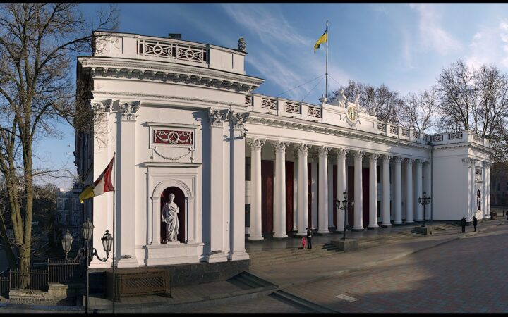 Утвержден новый состав исполнительного комитета Одесского городского совета