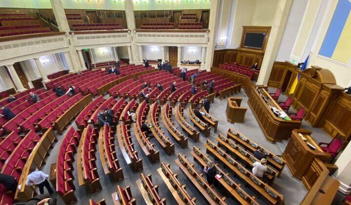 Верховная Рада приняла законопроект о народовластии через референдум