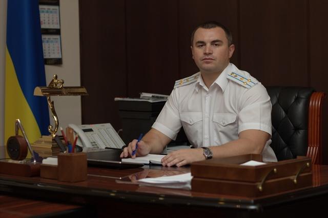 Генпрокурор представила нового руководителя Одесской областной прокуратуры – Сергея Костенка