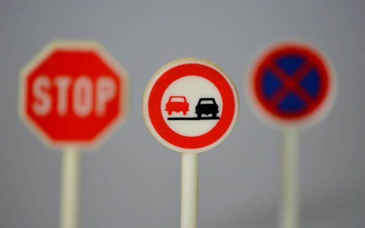 Верховная Рада приняла новые штрафы для водителей и пешеходов