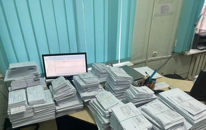 Совет судей Украины обнародовал интерактивную карту судов с нормативами нагрузки