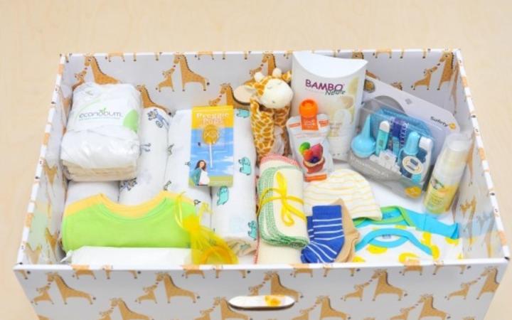 В Одессе при рождении ребенка выдают «пакет малыша» или денежную компенсацию