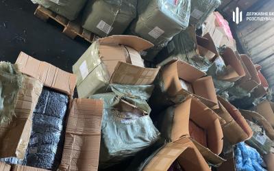 ДБР виявило контрабанду товарів з Китаю на Одеській митниці