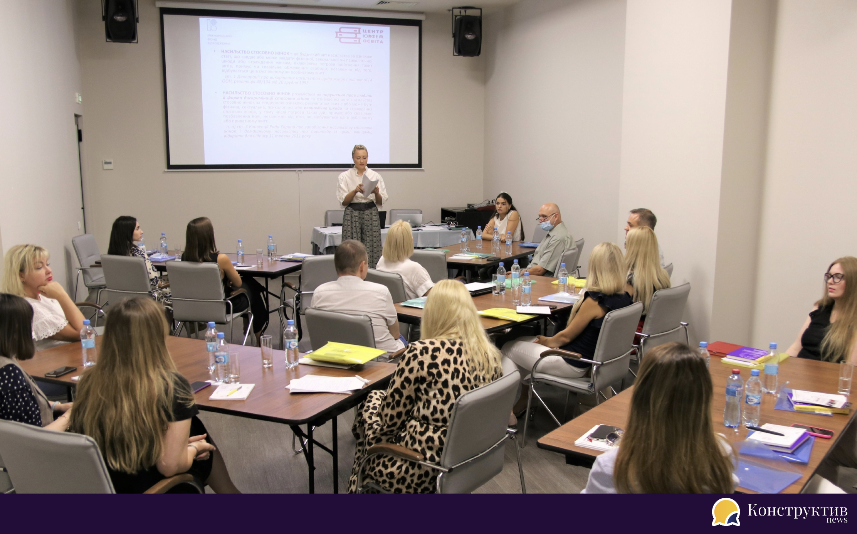 В Одесі обговорили алгоритм дій у справах пов'язаних із домашнім насильством